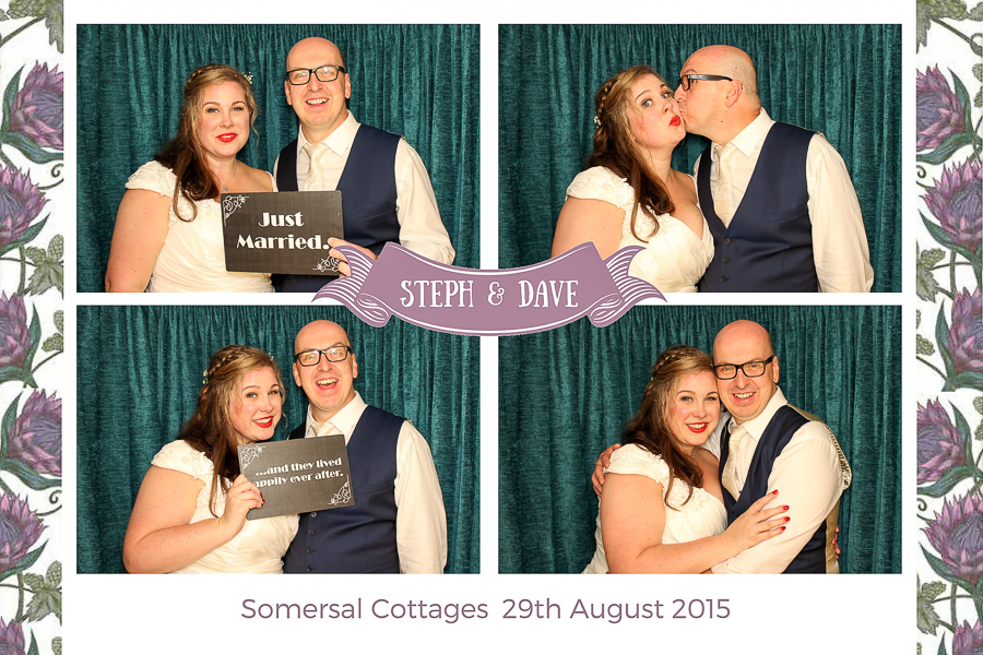 somersal cottages wedding