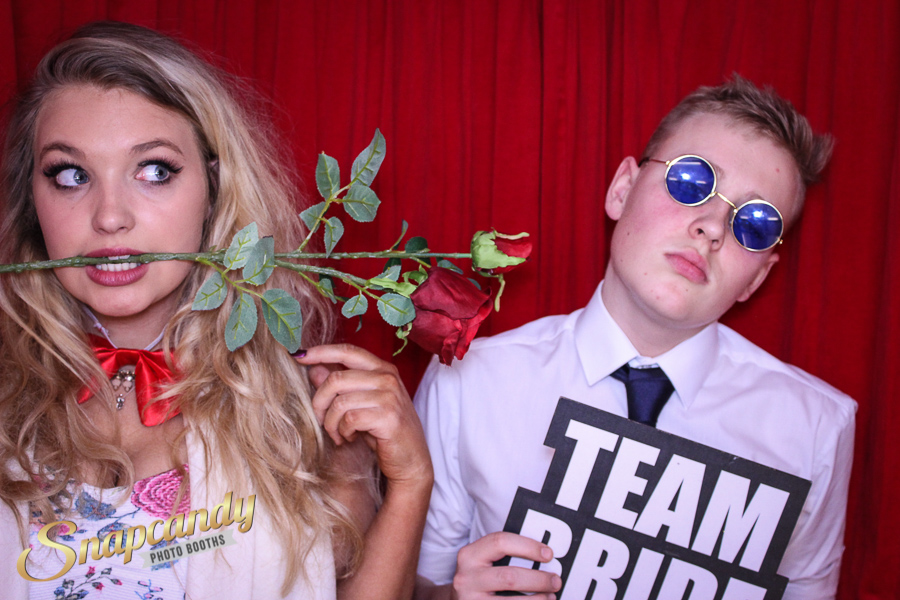 photo booth shottle hall